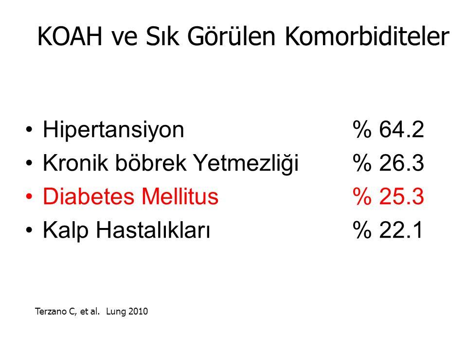 Türkiye'nin kronik hastalık risk profili
