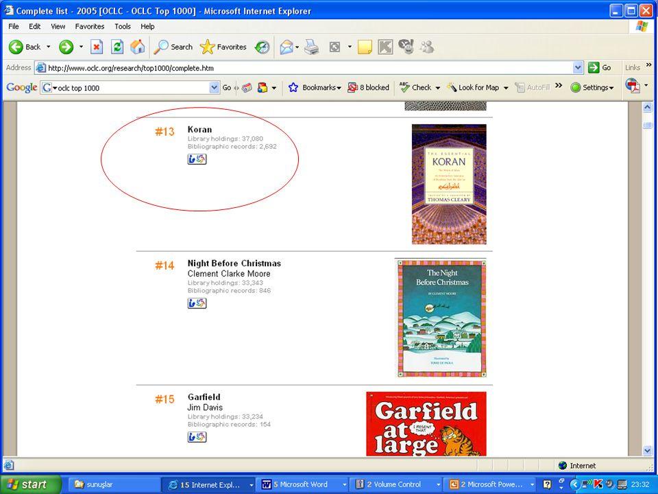 SLAYT 46BBY220 FRBR-ize Çevrimiçi katalog ekranları Shakespeare, William, 1564-1616.