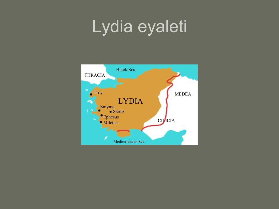 Lydia eyaleti