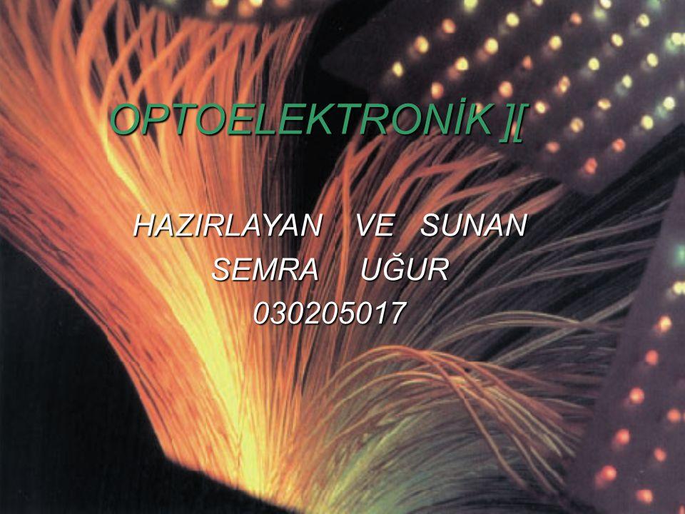 Işık, fiber optik kabloya girdikten sonra dengeli bir şekilde yol alır ve buna mod denir.