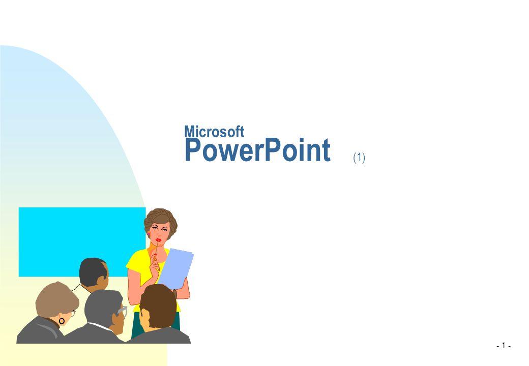 - 1 - Microsoft PowerPoint (1)