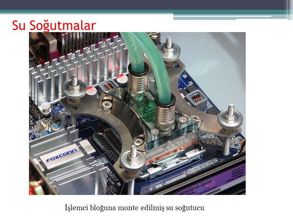 Hemen hemen tüm bilgisayar bileşenlerinde kullanılan ve bir standart haline gelen hava soğutma, silisyum bazlı yarı iletken teknolojisi ile paralel bir gelişim göstermiştir.