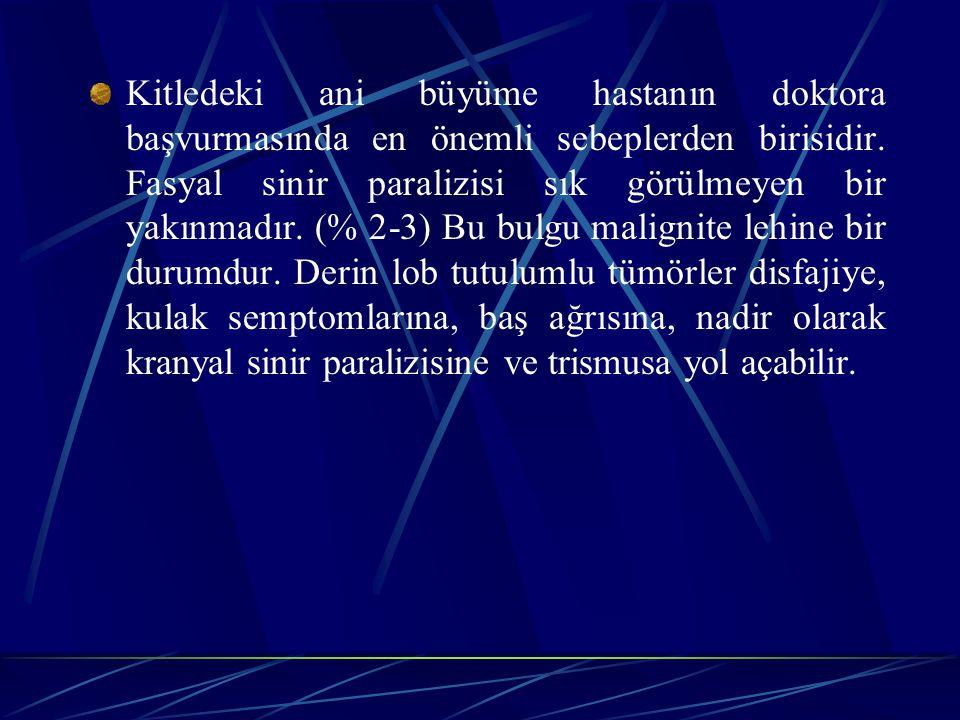 MALİGNİTE İNDİKATÖRLERİ Nisan 2001 The Royal College of Surgeons of Edinburgh Y.Wong