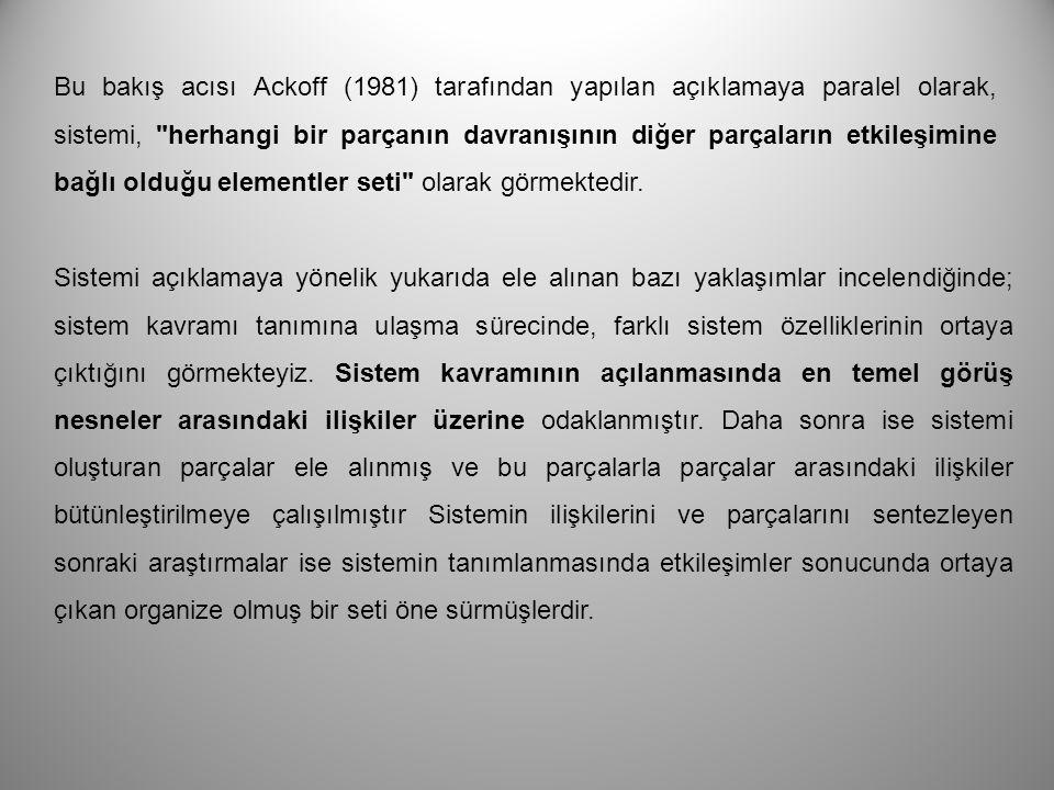 Jaques ve Tabakalı Sistemler Kuramı Elliott Jaques (1976).