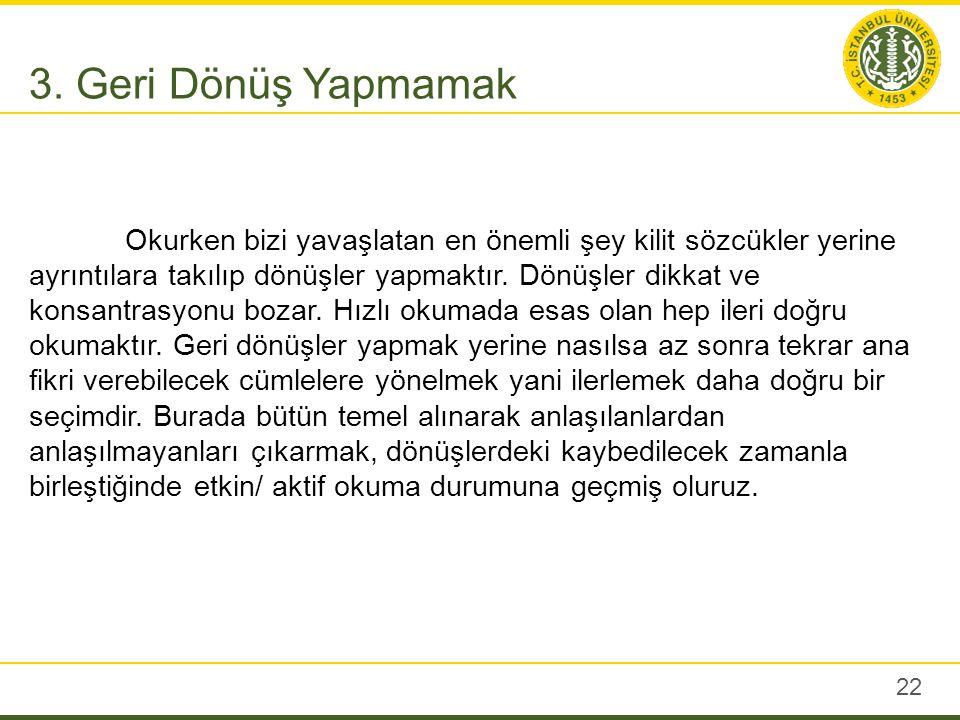 23 Azak, Ahmet Akay, Anlayarak Hızlı Okuma Teknikleri, Ensar Yayınları, 2012.