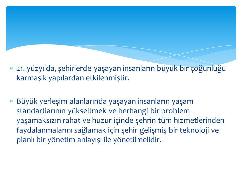 1.Veri toplanması ile ilgili problemler 2.Veri güncellenmesi ile ilgili problemler 3.Veri standartları ile ilgili problemler 3.1 Veri İle İlgili Problemler