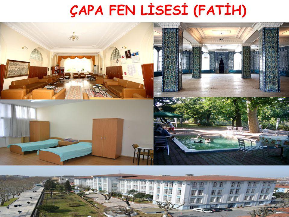 ÇAPA FEN LİSESİ (FATİH)