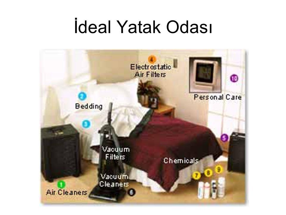 İdeal Yatak Odası