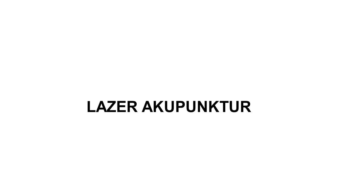 Lazer tedavilerinde hem tarama (scanning) hem de noktasal uygulama beraber uygulanabilir.