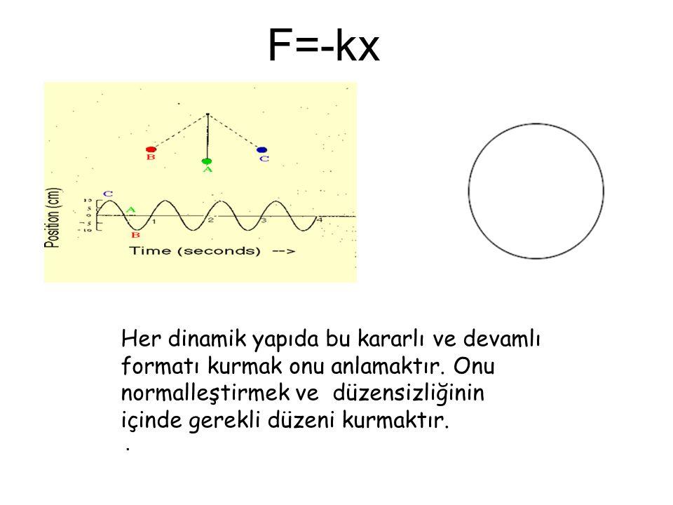 Her dinamik yapıda bu kararlı ve devamlı formatı kurmak onu anlamaktır.