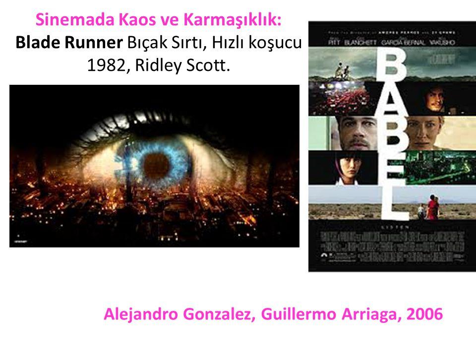 Sinemada Kaos ve Karmaşıklık: Blade Runner Bıçak Sırtı, Hızlı koşucu 1982, Ridley Scott.,