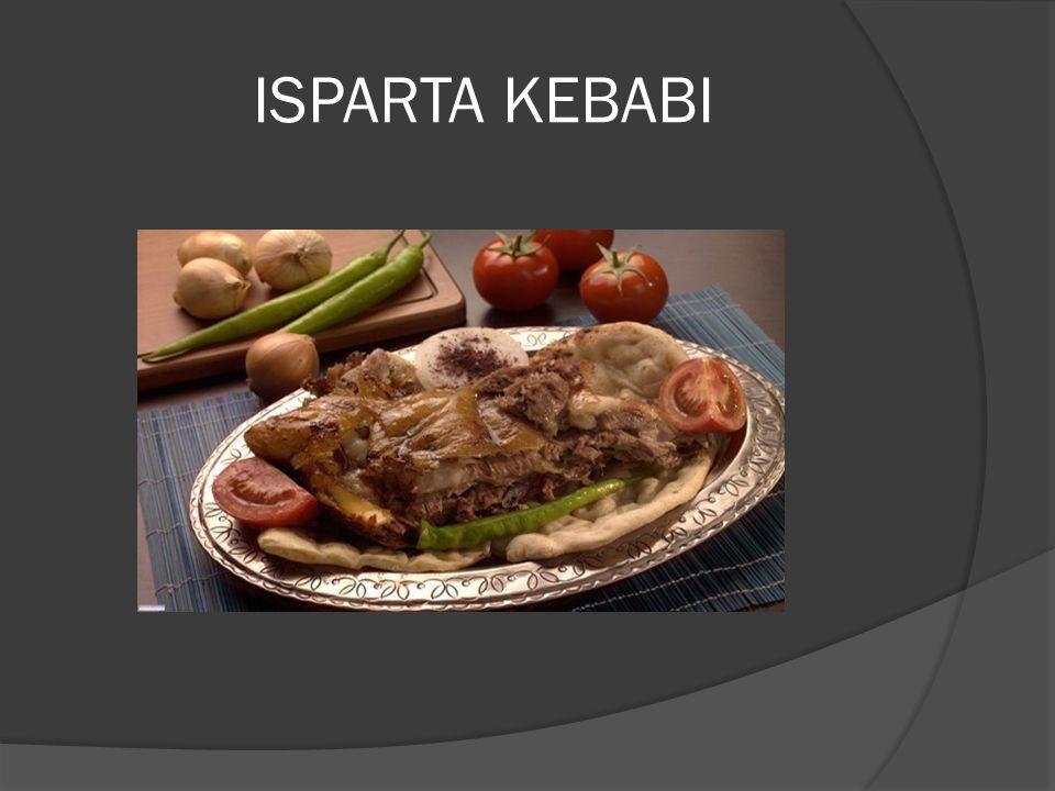 ISPARTA KEBABI