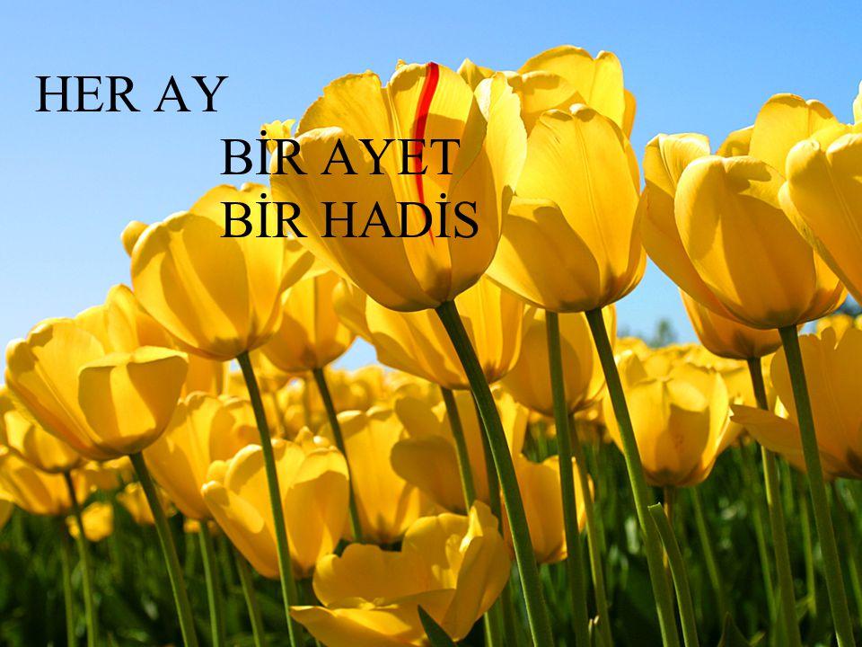 Acıda Olsa Doğruları Söyleyiniz Hz Muhammed(s.a.v)