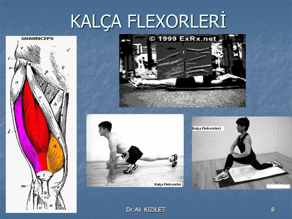 Dr. Ali KIZILET19 OBLİKLER