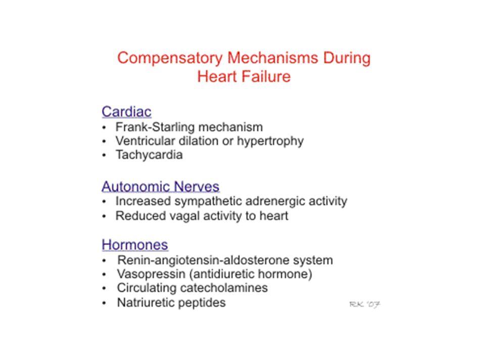 Semptom ve bulgular Abdominal semptomlar –Hepatik konjesyon ve karın ön duvarı ve intraabdominal organların ödemi –Asit, abdominal dolgunluk, gerginlik, erken doyma, iştahsızlık gaz, kusma.
