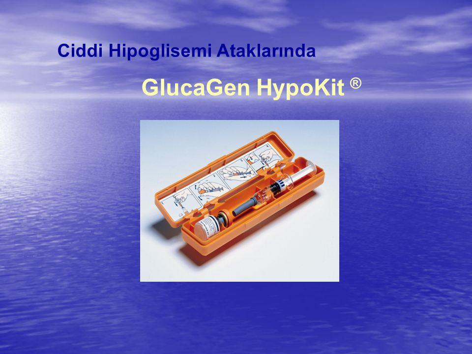 GlucaGen HypoKit ® Ciddi Hipoglisemi Ataklarında
