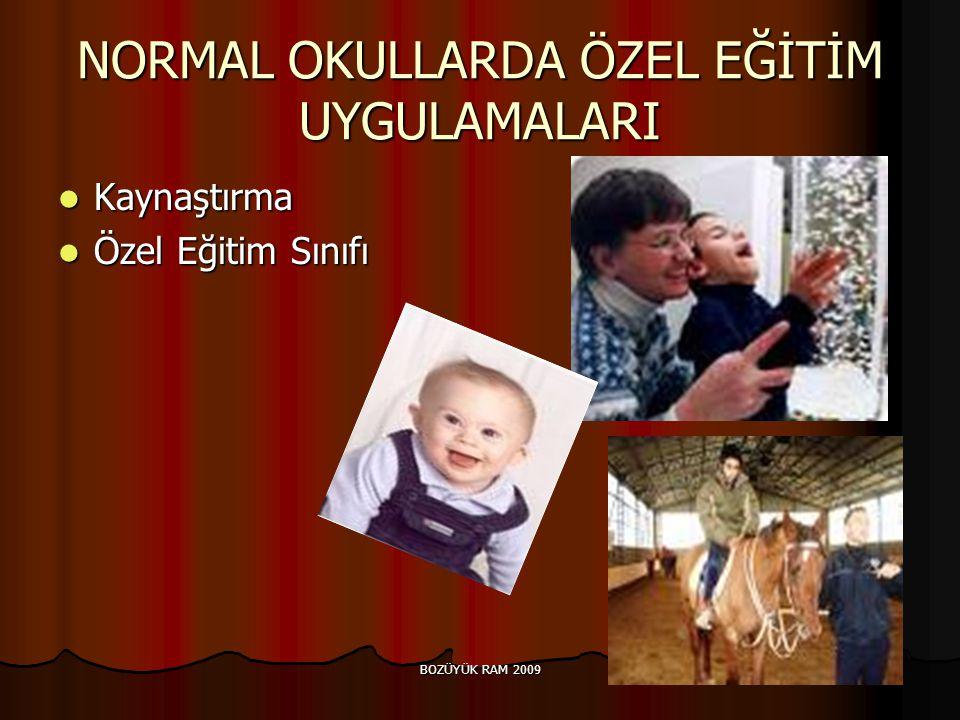 BOZÜYÜK RAM 2009 7 HUKUKİ DAYANAKLAR Türkiye Cumhuriyeti Anayasası MADDE 42.