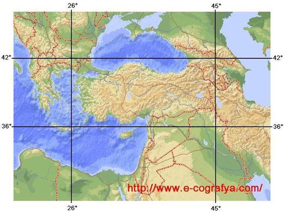 MEDENİYETLERİN BULUŞMA NOKTASI: ANADOLU Coğrafi açıdan önemli bir konumda bulunan Türkiye, elverişli iklim ve jeomorfolojik koşulları nedeniyle tarihî