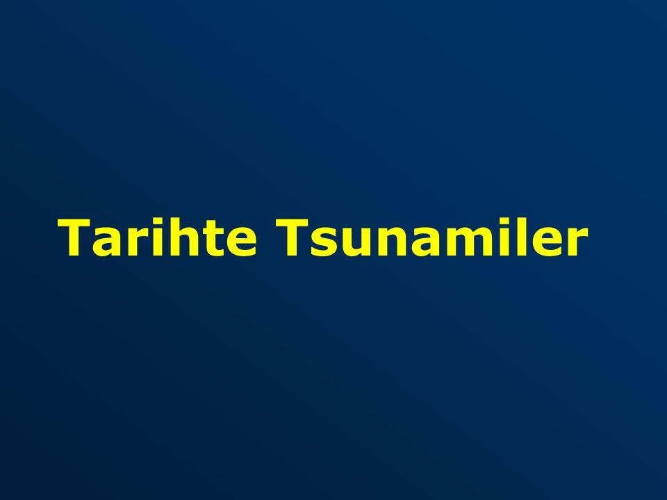 Tarihte Tsunamiler