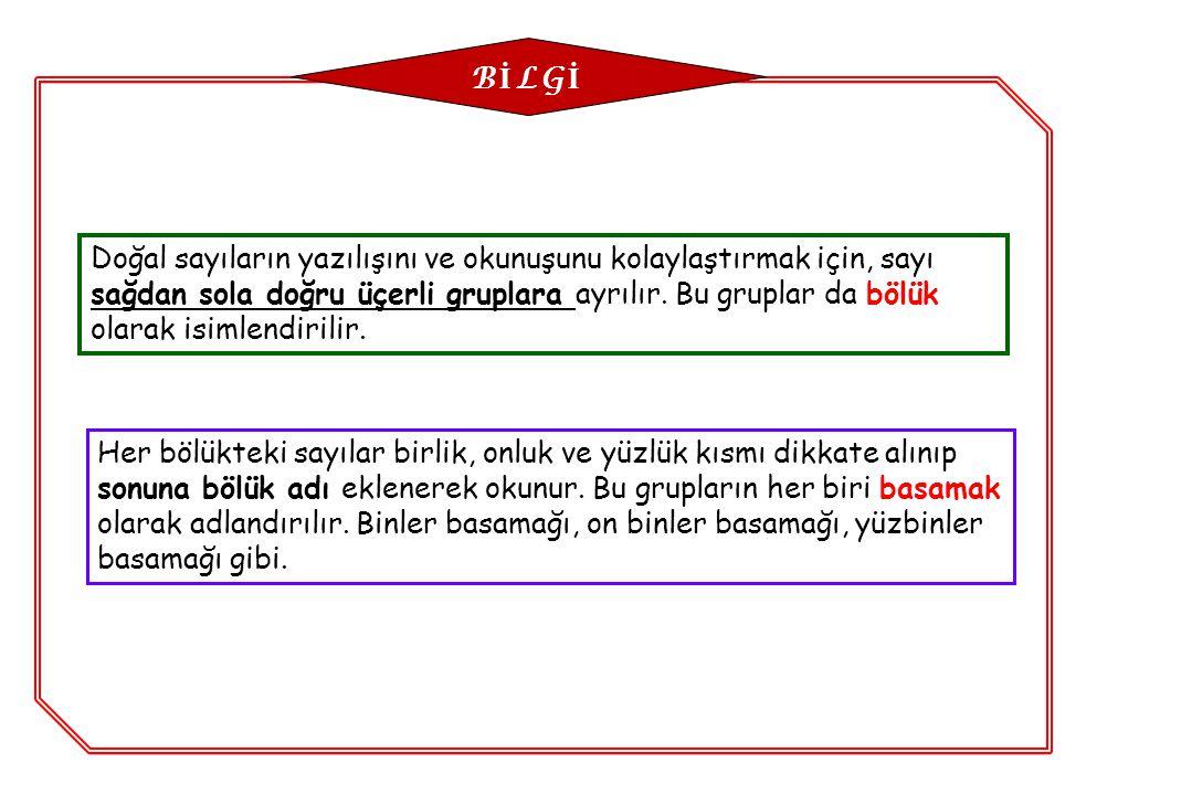 2010YBS Türkiye'nin 2008 yılındaki nüfusu 8 basamaklı bir doğal sayıdır.