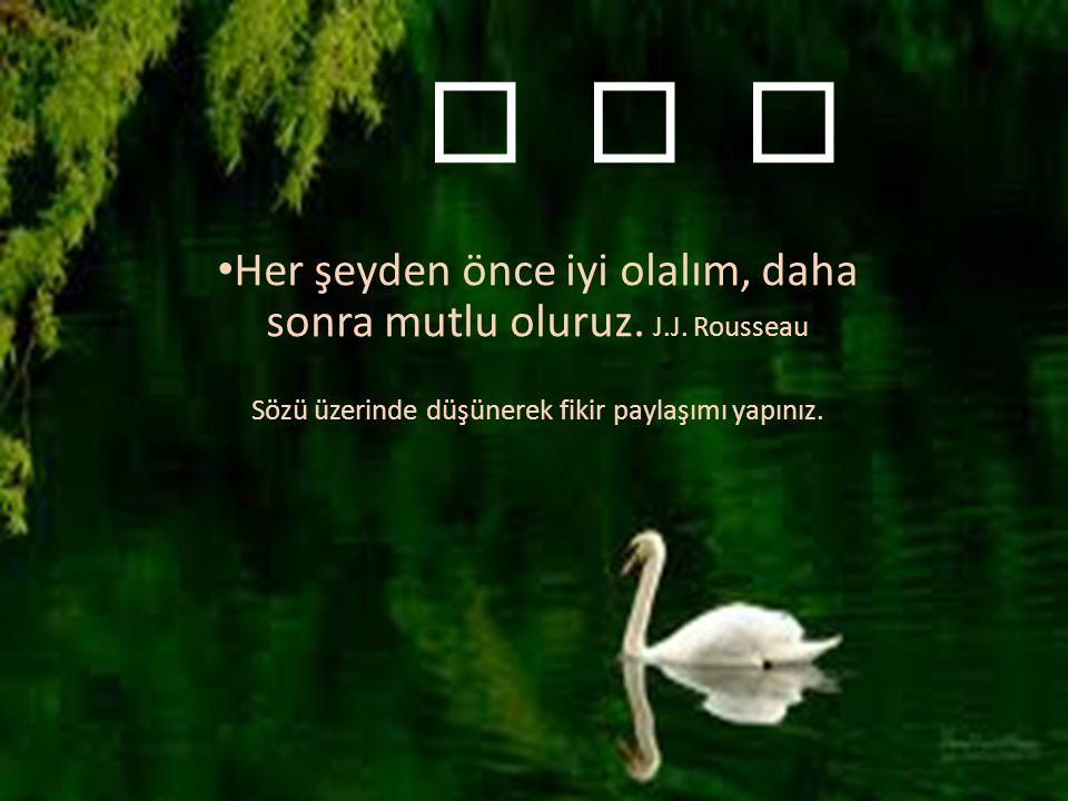 *** Müslüman; iyi olan, iyilik yapan, başkalarının iyiliğini isteyen kişidir.