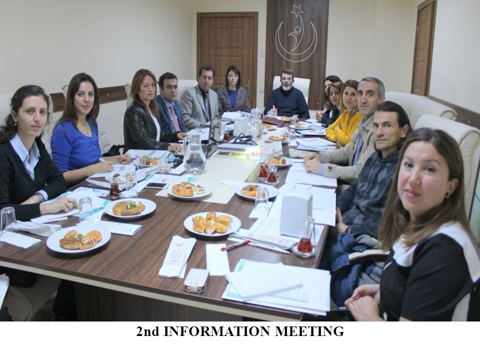 2nd INFORMATION MEETING