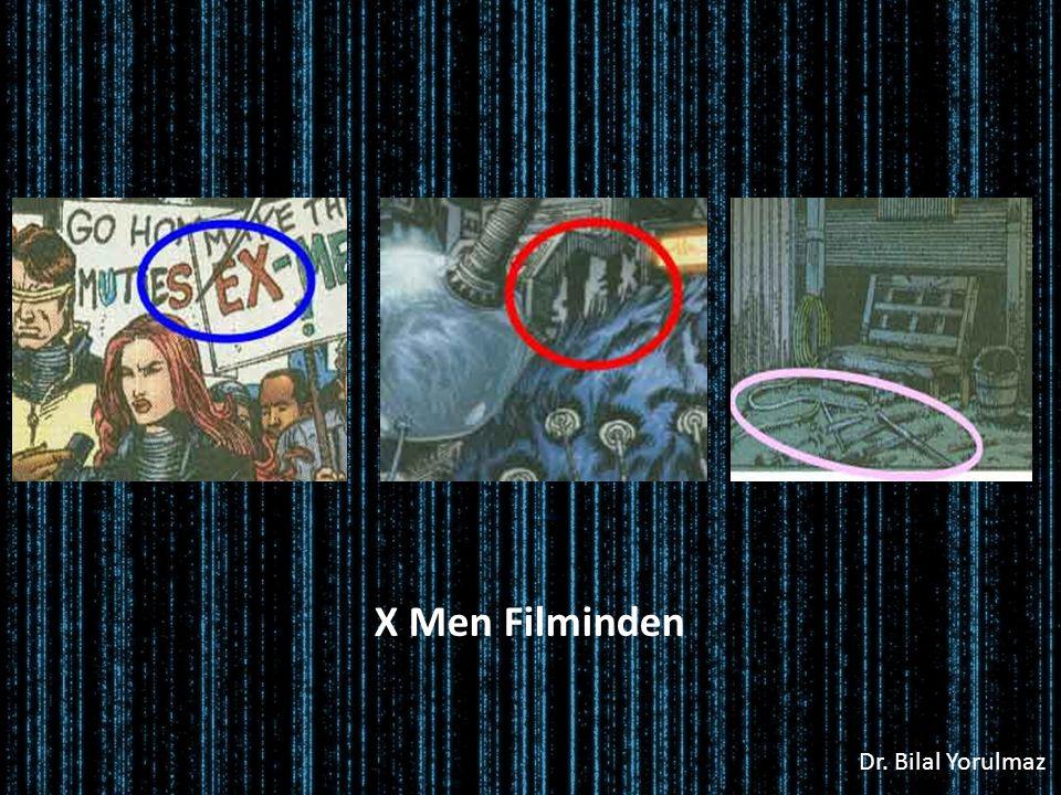 X Men Filminden