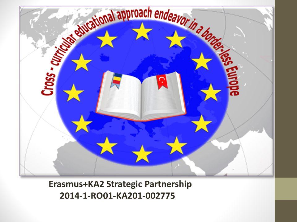 Erasmus+KA2 Strategic Partnership 2014-1-RO01-KA201-002775