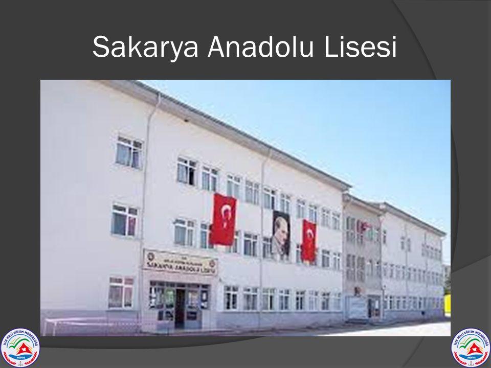 Sakarya Anadolu Lisesi