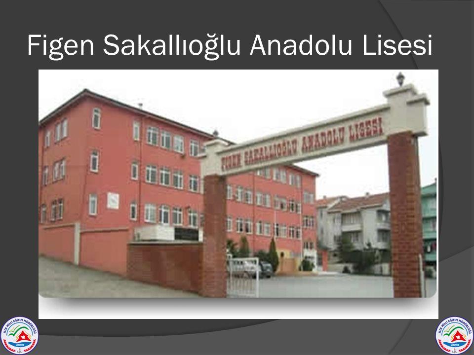 Figen Sakallıoğlu Anadolu Lisesi