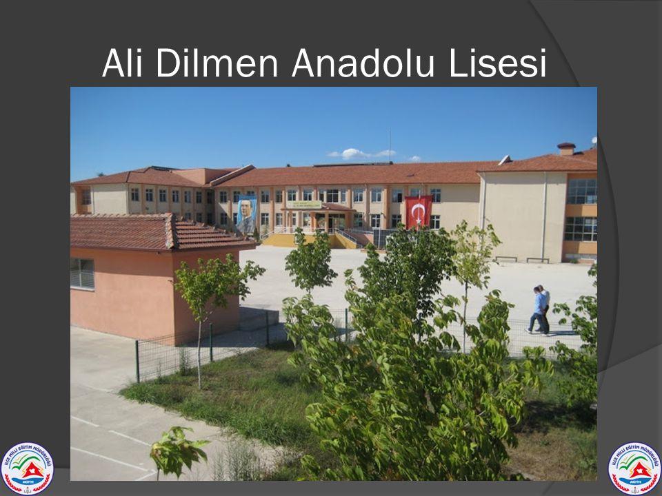 Ali Dilmen Anadolu Lisesi