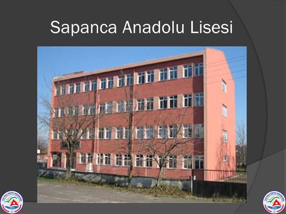 Sapanca Anadolu Lisesi