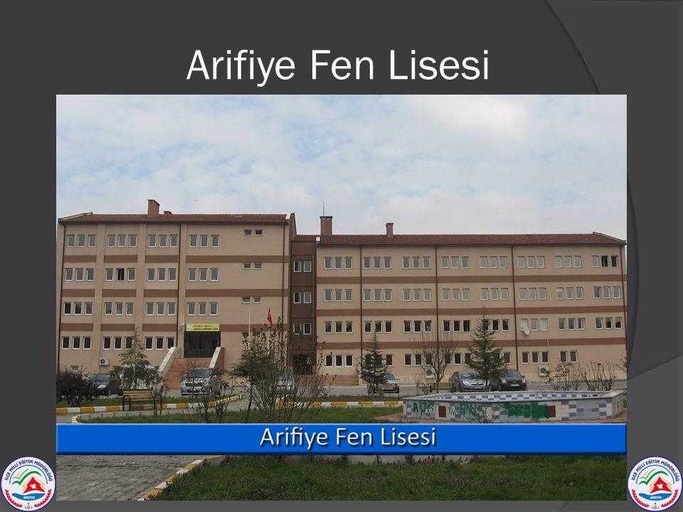 Geyve Ali Fuat Başgil Anadolu Lisesi