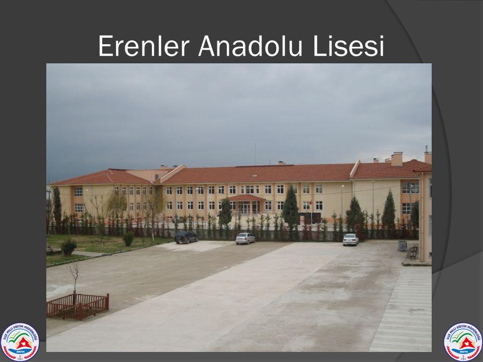 Erenler Anadolu Lisesi