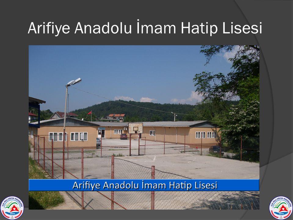 Arifiye Anadolu İmam Hatip Lisesi