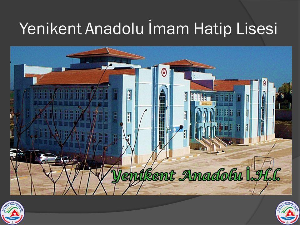 Yenikent Anadolu İmam Hatip Lisesi