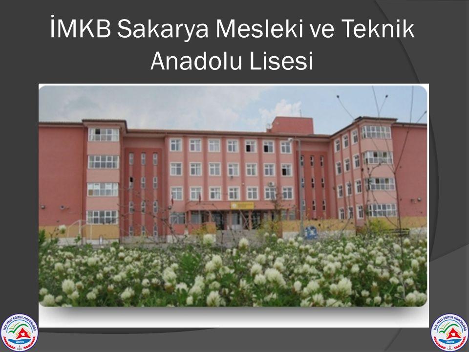 İMKB Sakarya Mesleki ve Teknik Anadolu Lisesi