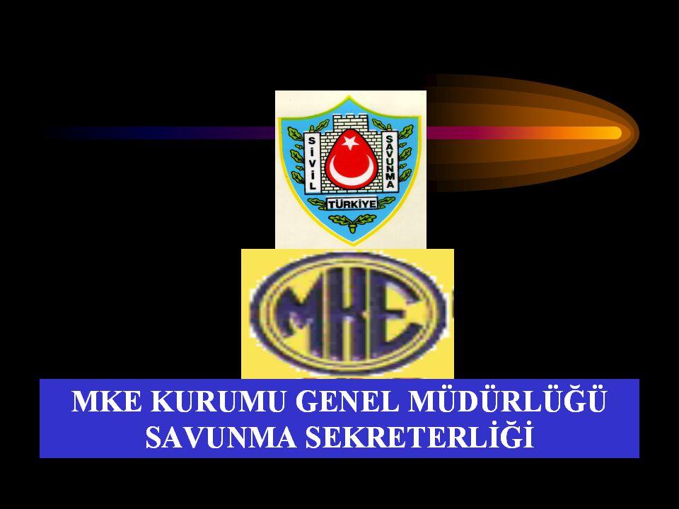 Mke Genel Müdürlüğü Sivil Savunma Uzmanı Selami KIRBAÇ
