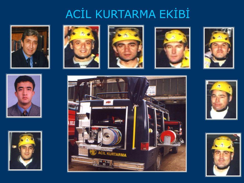 ACİL KURTARMA EKİBİ