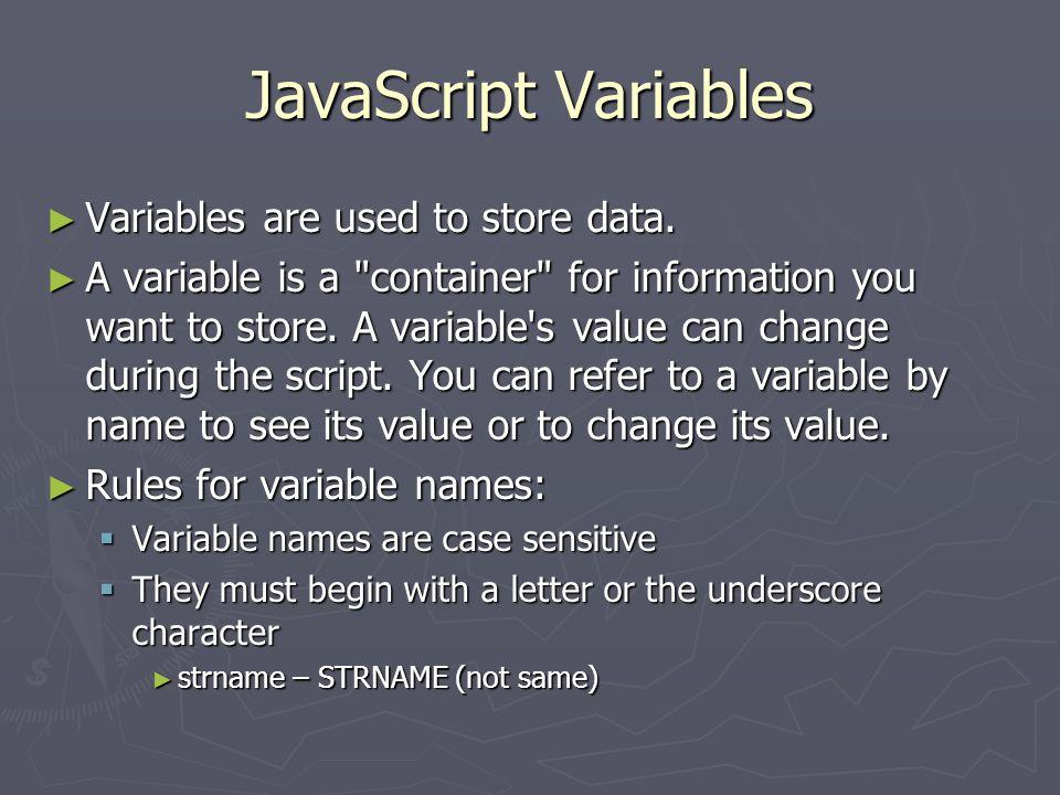 JavaScript Operators Arithmetic Operators (İşleçler, iki ya da daha fazla değer üzerinde işlem yapılmasını sağlar.