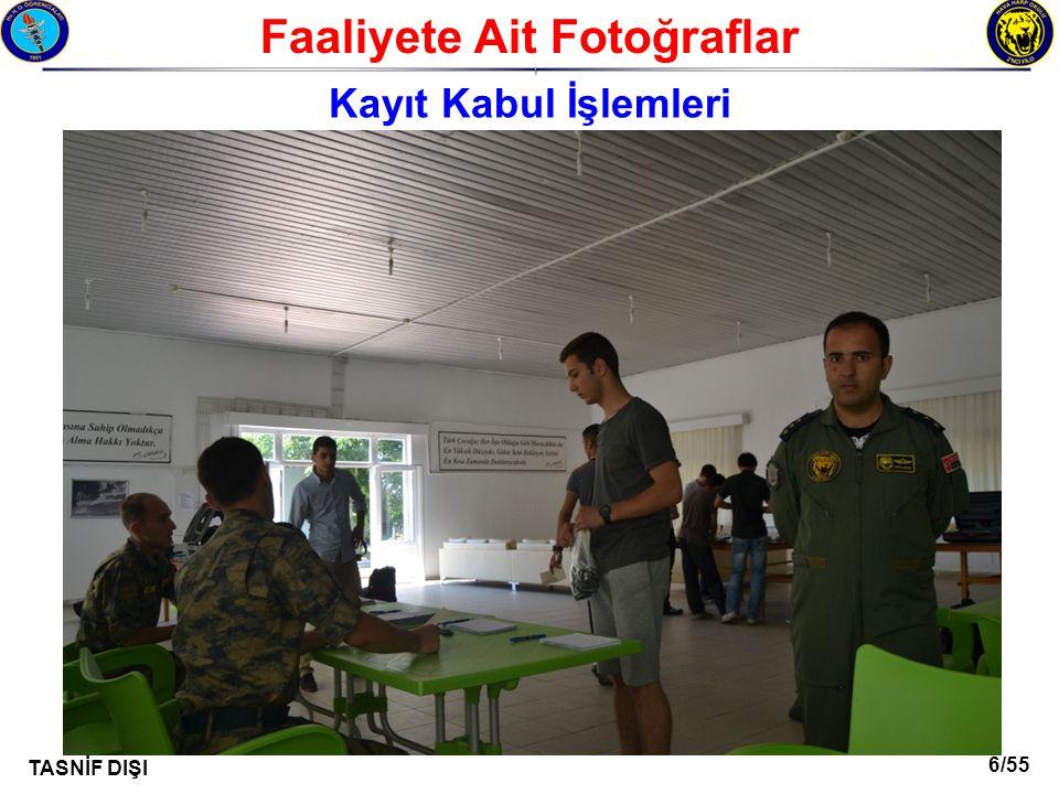 37/55 TASNİF DIŞI Faaliyete Ait Fotoğraflar I Savaş Beden Eğitimi