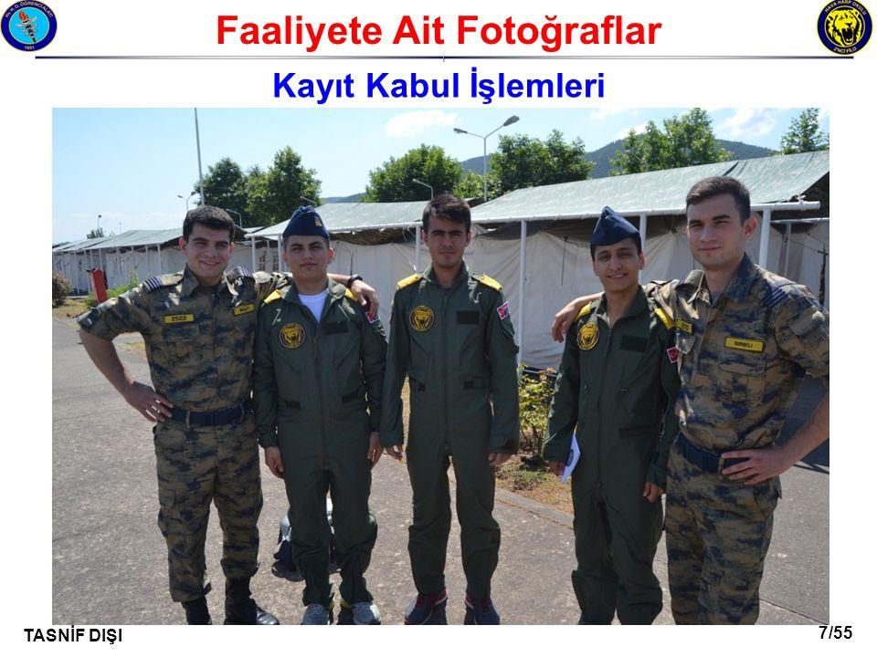 38/55 TASNİF DIŞI Faaliyete Ait Fotoğraflar I Savaş Beden Eğitimi
