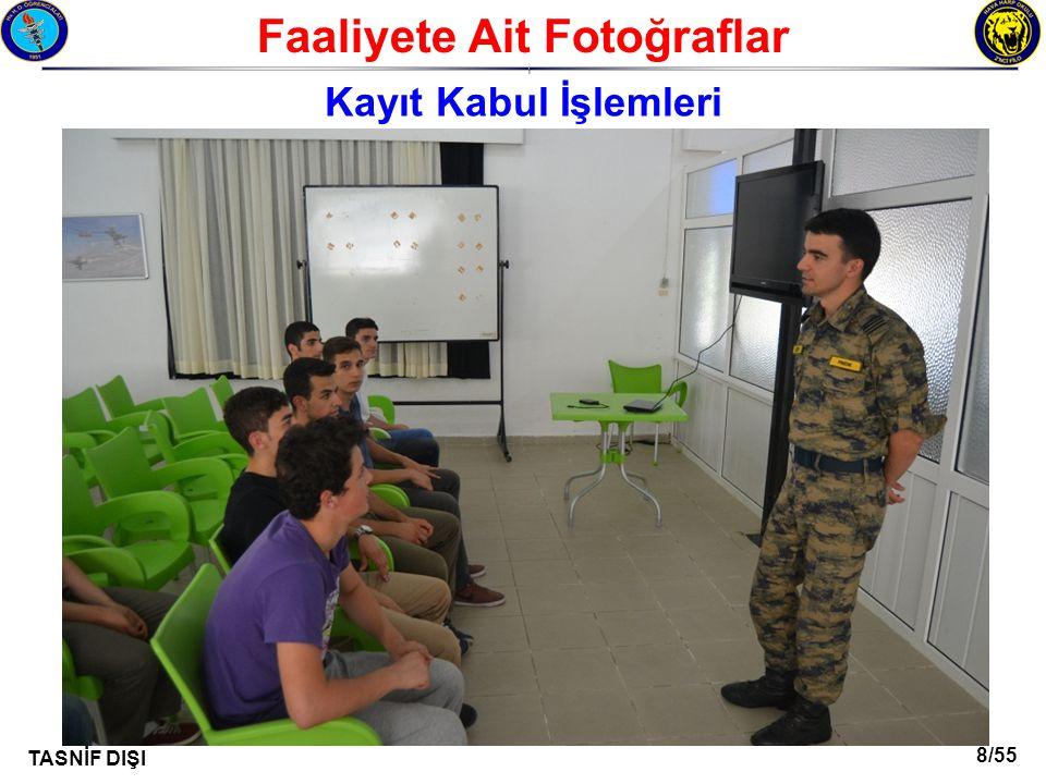 39/55 TASNİF DIŞI Faaliyete Ait Fotoğraflar I Savaş Beden Eğitimi
