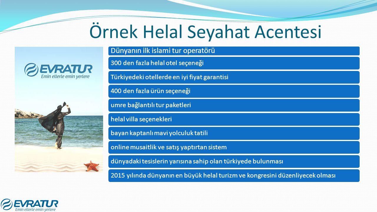 Örnek Helal Seyahat Acentesi Dünyanın ilk islami tur operatörü 300 den fazla helal otel seçeneğiTürkiyedeki otellerde en iyi fiyat garantisi400 den fa