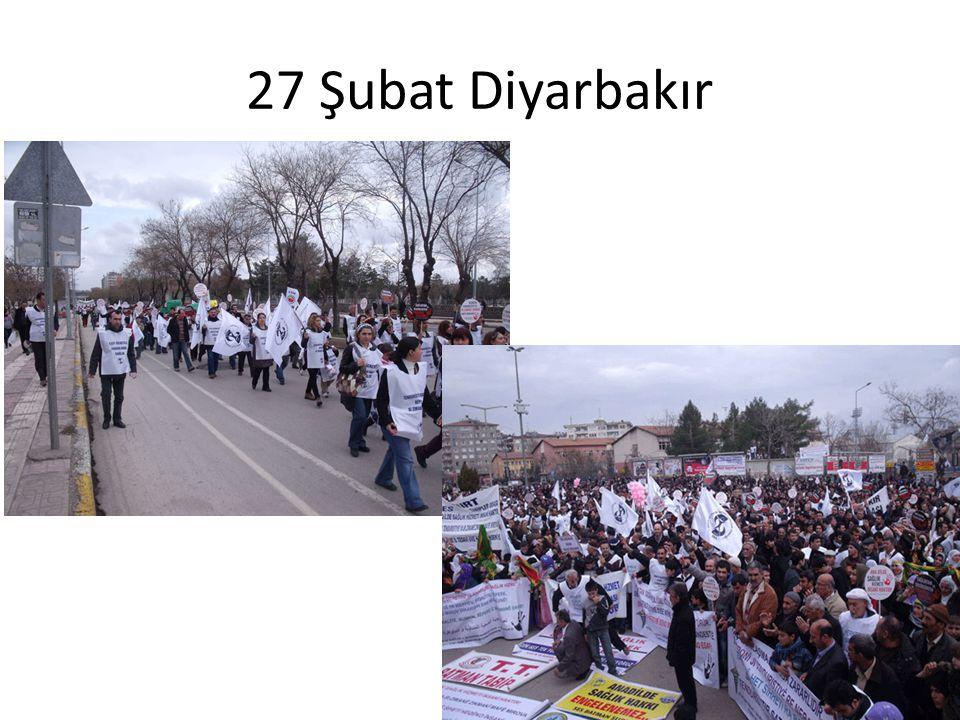 27 Şubat Diyarbakır