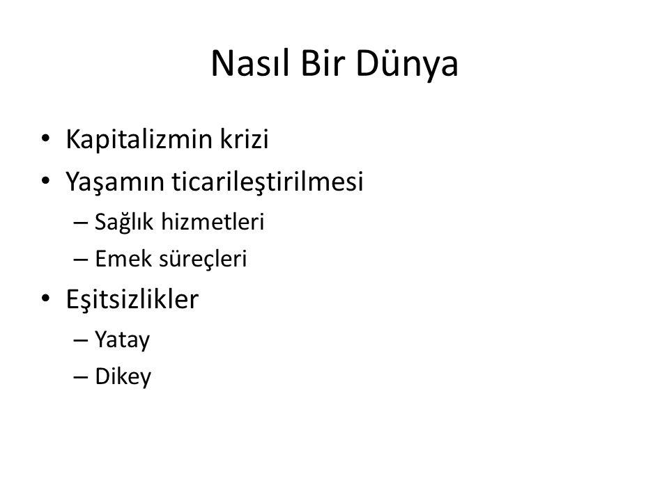 çokSEStekYÜREK Sağlık ve Sosyal Hizmet Emekçileri Sendikası (SES), Türk Medikal Radyoteknoloji Derneği (TMRT-DER), Çevre ve Sağlık Derneği (ÇSD), Devrimci Sağlık İş Sendikası (DEV SAĞLIK İŞ), Sağlık Hizmetleri Sınıfı Çalışanları Derneği, Sağlık Memurları Derneği (SMD), Sağlık ve Sosyal Hizmet Çalışanlarının Sözü (SÖZ-SEN), Sağlık Teknisyen ve Teknikerleri Derneği, Sosyal Hizmet Uzmanları Derneği (SHUD), Tıbbi Laboratuvar Teknisyenleri ve Teknikerleri Derneği, Tüm Radyoloji Teknisyenleri ve Teknikerleri Derneği (TÜM RAD- DER), Türk Dişhekimleri Birliği (TDB), Türk Eczacıları Birliği (TEB), Türk Hemşireler Derneği (THD), Hasta ve Hasta Yakını Hakları Derneği (HAYAD) Türk Tabipleri Birliği (TTB)