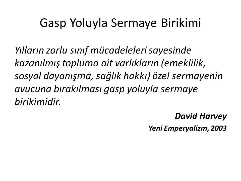 Ankara Cumhuriyet Baş Savcılığına Suç Duyurusu