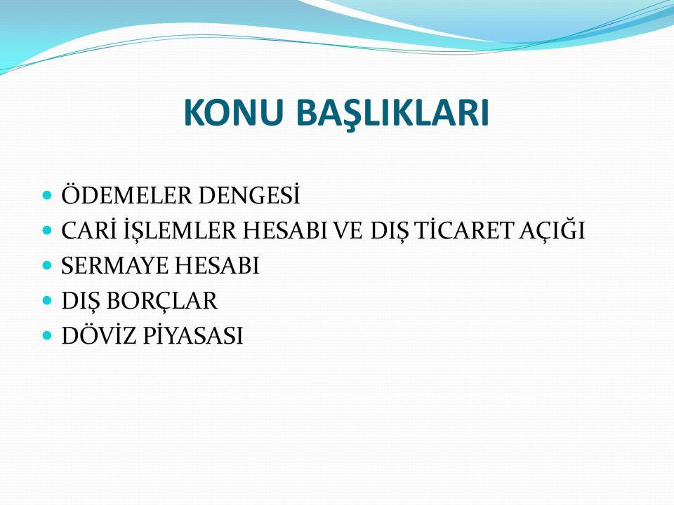 Soru 4 Türkiye'de ihracatın ithalatı karşılama oranı ile ilgili olarak aşağıdakilerden hangisi söylenebilir.