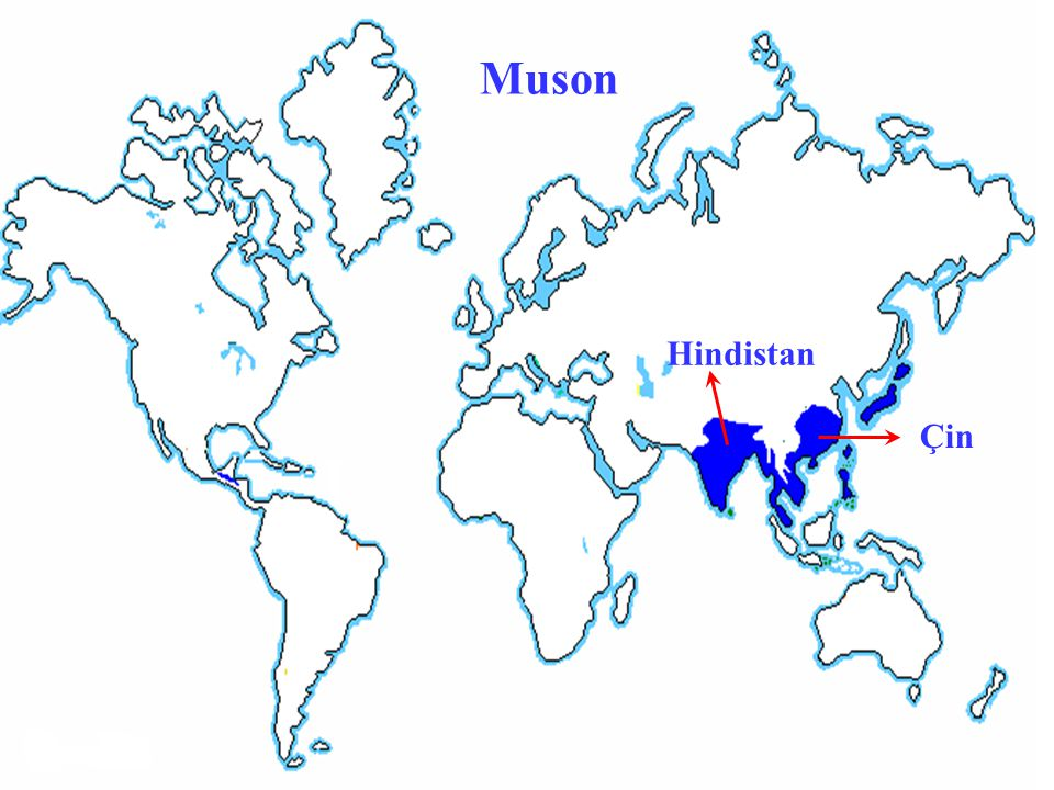 Hindistan Çin Muson