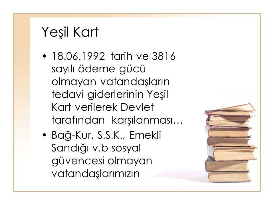 Türkiye İstatistikleri * * 2002 yılı verileri